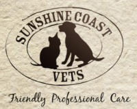 sunshine coast vets logo